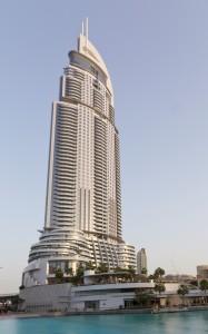 The Address Hotel Dubai