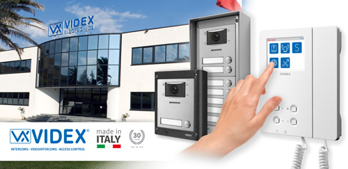 Security Middle East Magazine Videx Electronics The Door Entry